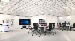 Flexible classroom - main body