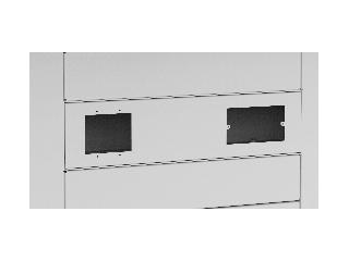 Totem AV Stand Custom Interface panel