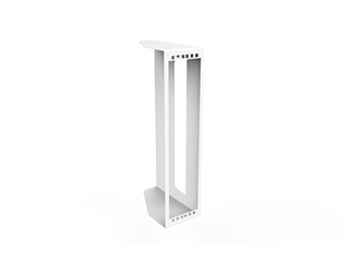 Totem AV Stand Vertical Rack Mount
