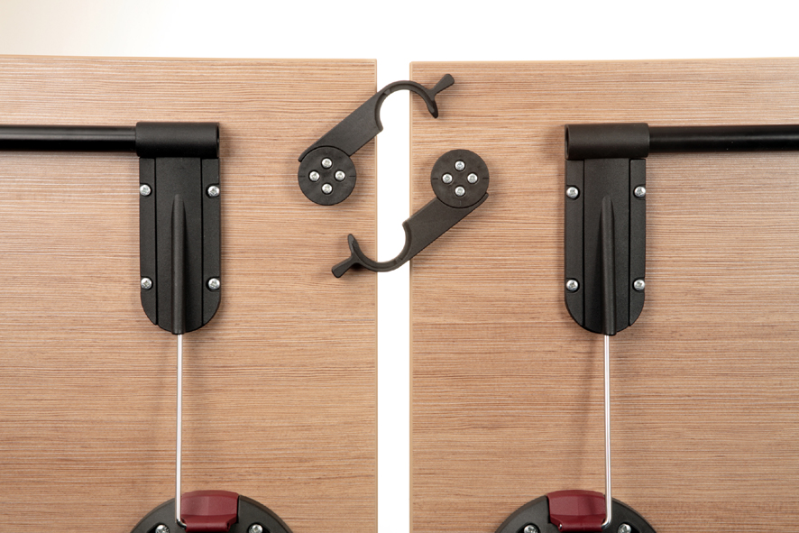 B) Table connector system