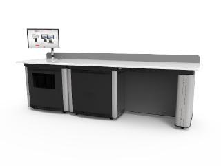 Educator Twin Desk