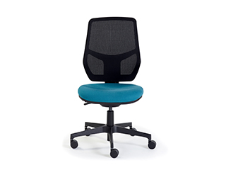 Eve Mesh Chair No Arms