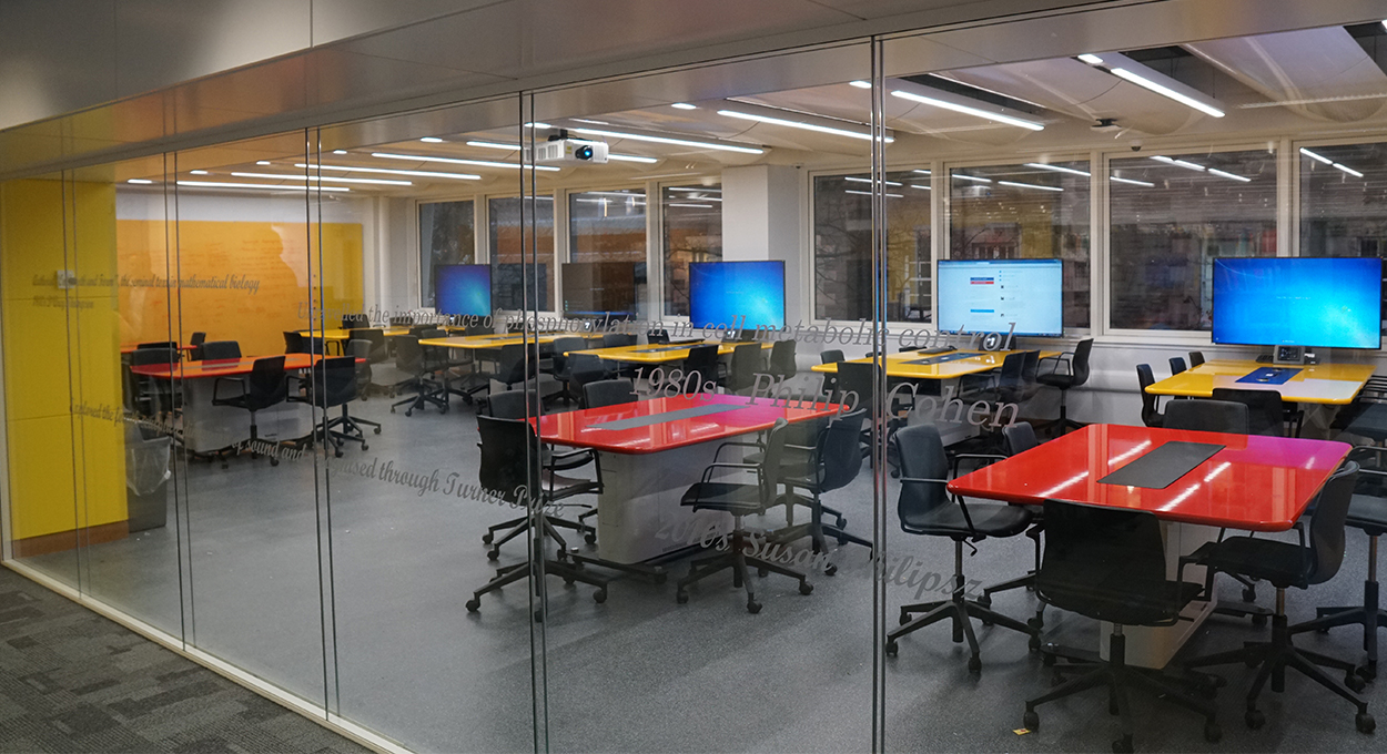 UoD Collaborative Room 2