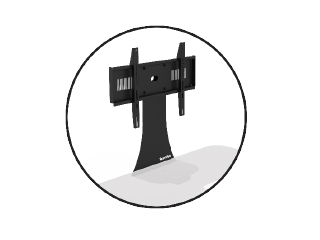 WorksZone Monitor Mount