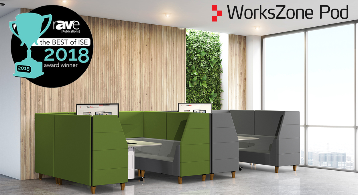 WorksZone Pod AWARD