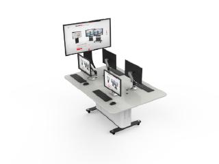 WorksZone Workstation 4 Seat