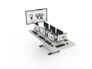 WorksZone Workstation 7 Seat