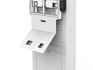 Angled custom housing for Balance Box