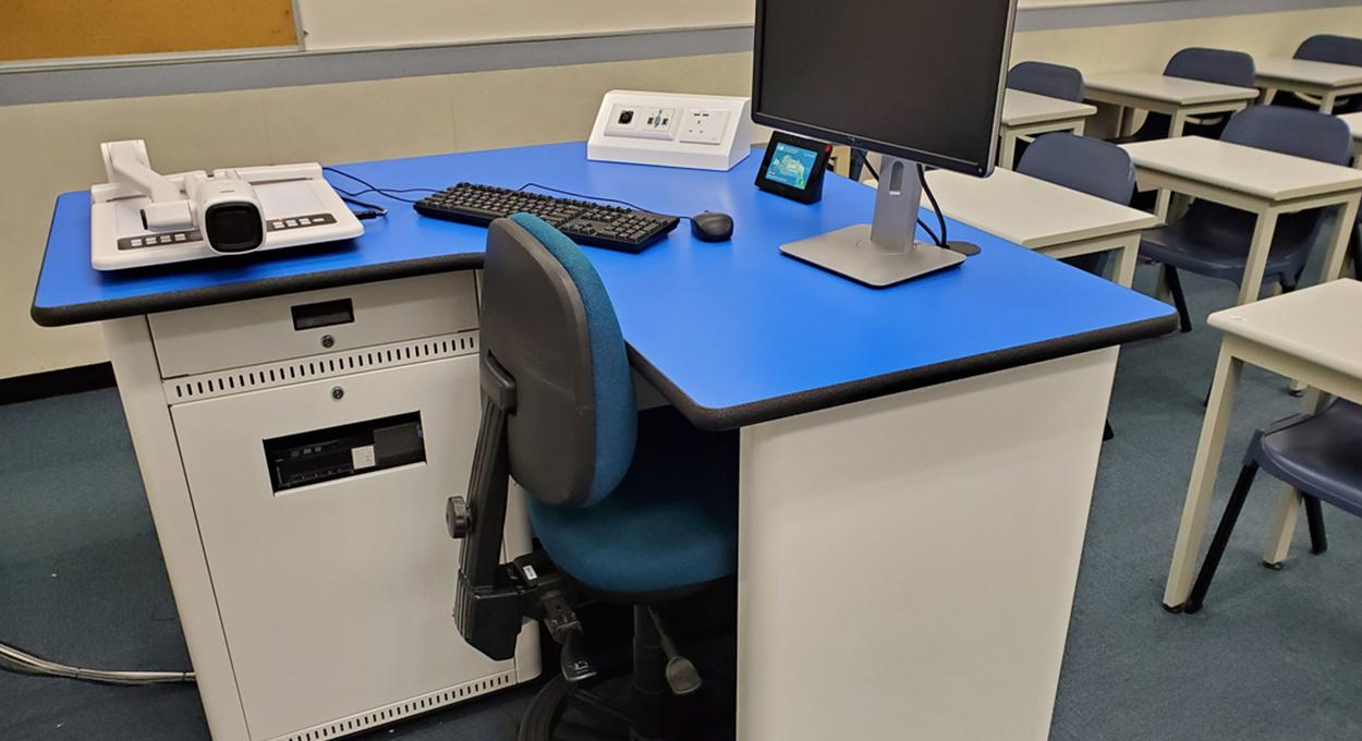 Corner Desk Gallery